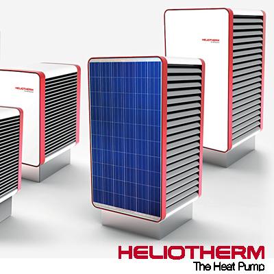Тепловые насосы Heliotherm