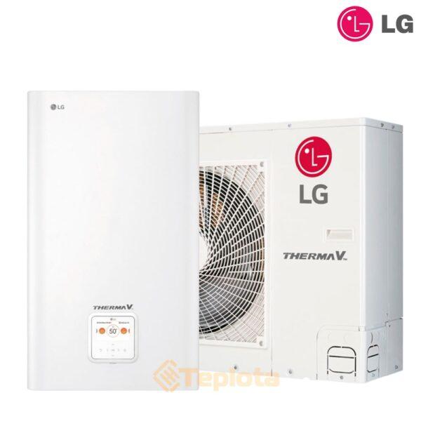 Тепловой насос LG THERMA V LG HN1616.NK3/HU071.U43