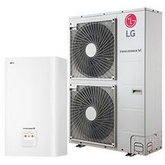 Тепловой насос LG Therma V HU121.U33/HN1616 NK3