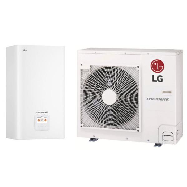 Тепловой насос LG Therma V LG HU051.U43/HN1616 NK3