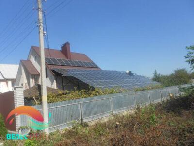 Обслуживание солнечных электростанций в Хмельницком