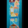 Пример: Металлокерамический Дизайнерский обогреватель с рисунком handmade  UDEN-S «Марципановый домик»
